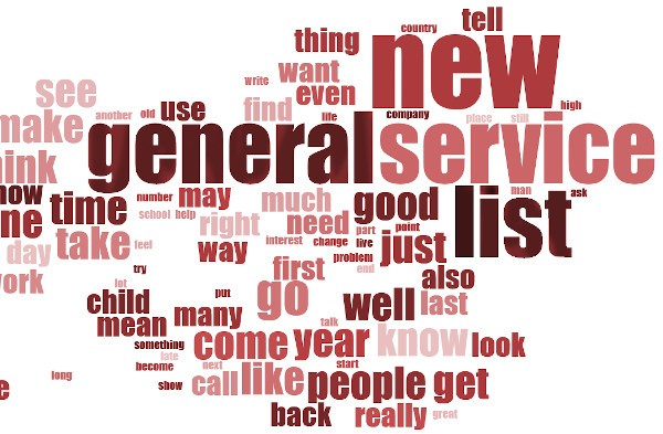 New General Service List (NGSL)
